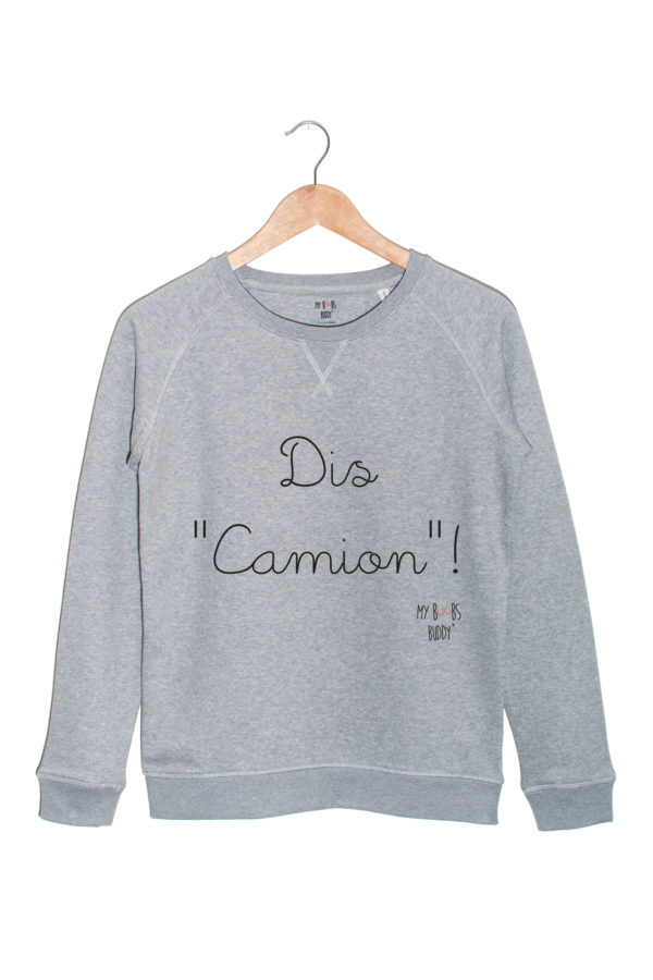 sweat dis camion cancer du sein autopalpation